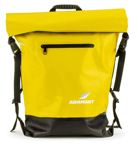 Adamant - X-Core Waterproof Dry Bag Backpack, Yellow