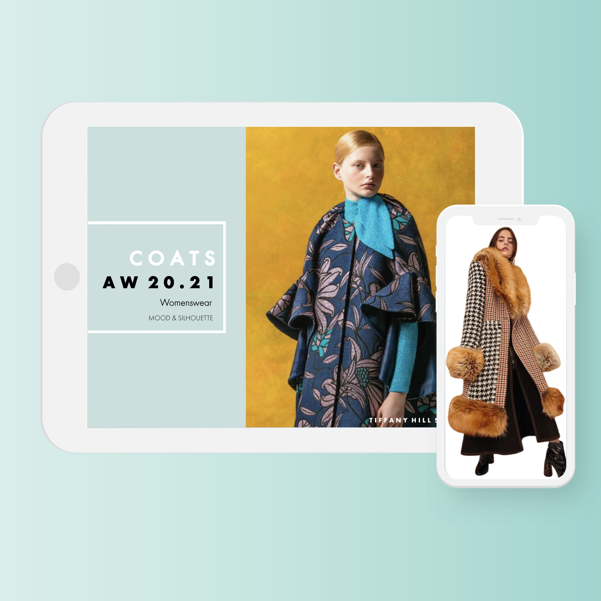AW20.21 WOMENSWEAR COATS FORECAST