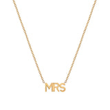 MRS NECKLACE