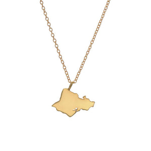 OAHU NECKLACE - 14K