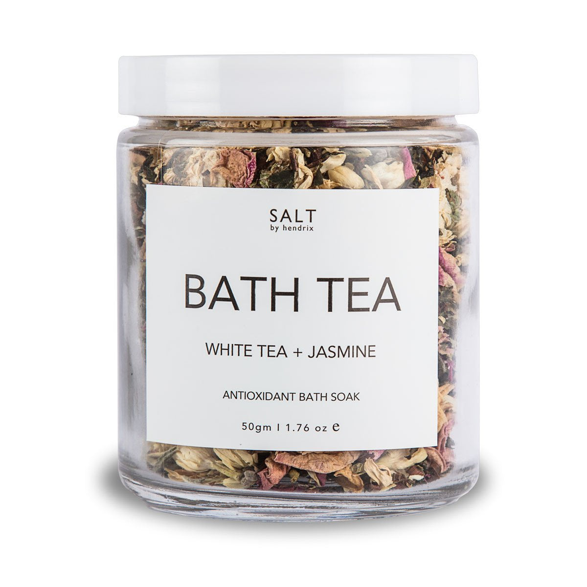 BATH TEA - WHITE TEA + JASMINE