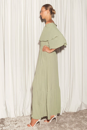 SIA DRESS - SOFT MINT