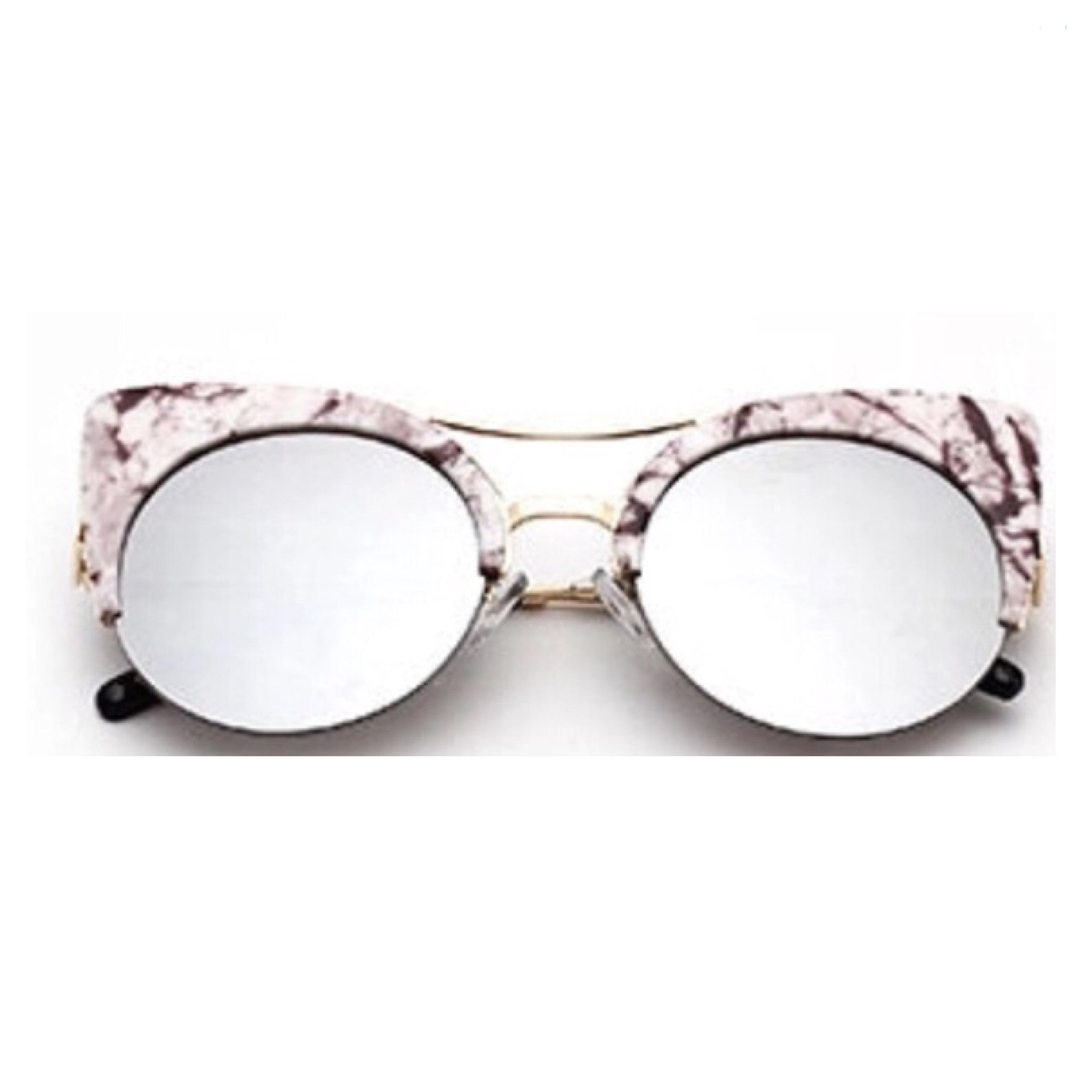 Hello Kitty - Mirrored Sunglasses
