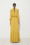 WILLOW DRESS - MUSTARD