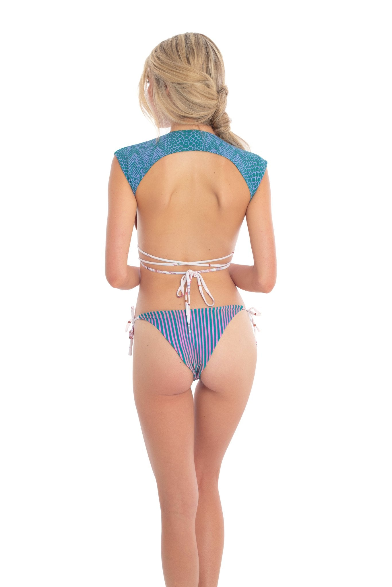 BLONDIE TEMPEST / LABYRINTH REVERSIBLE BOTTOM