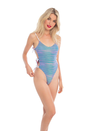 BLONDIE LABYRINTH / OASIS ONE PIECE