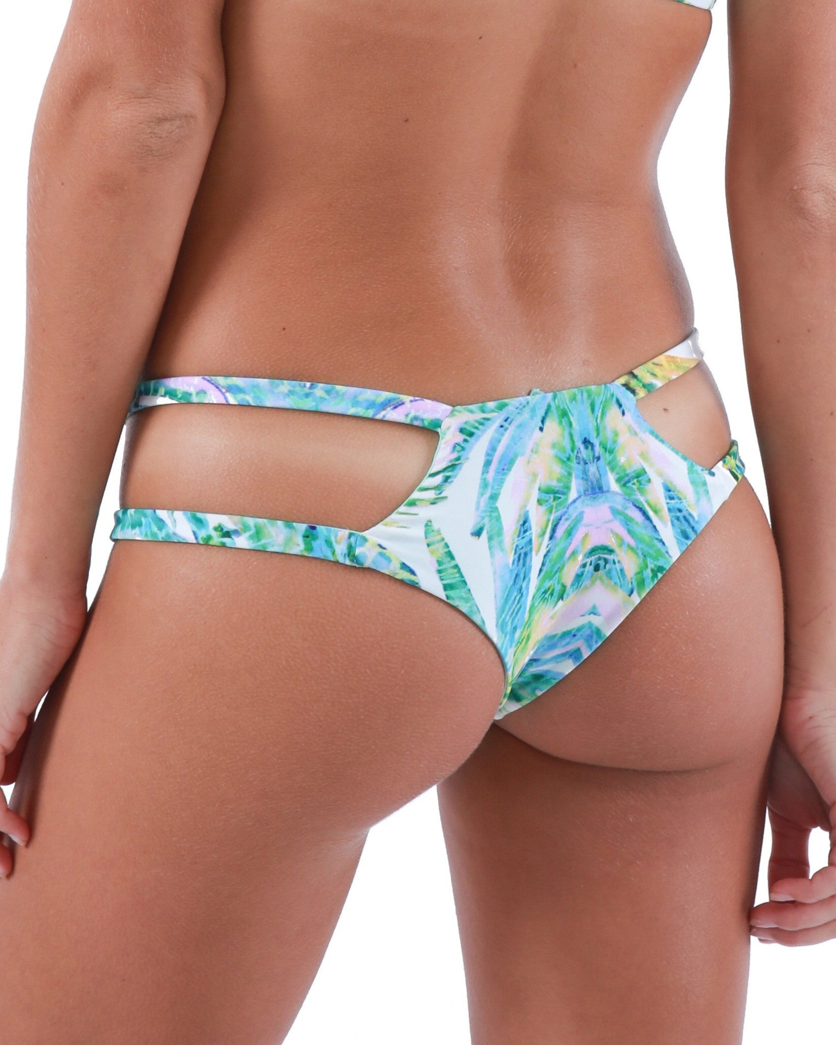DEUCES CHEEKY REVERSIBLE BOTTOM