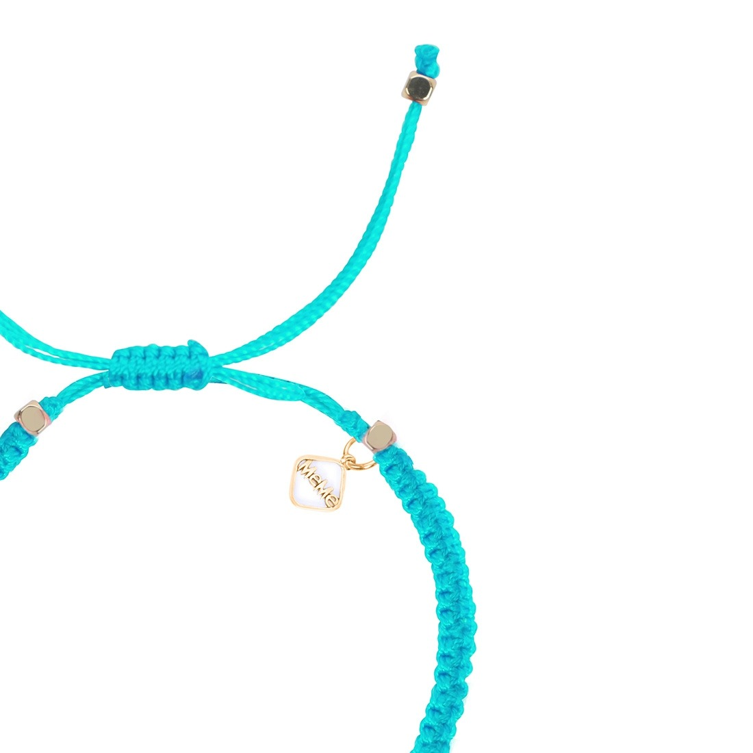 ST. TROPEZ - TURQUOISE WITH GOLD