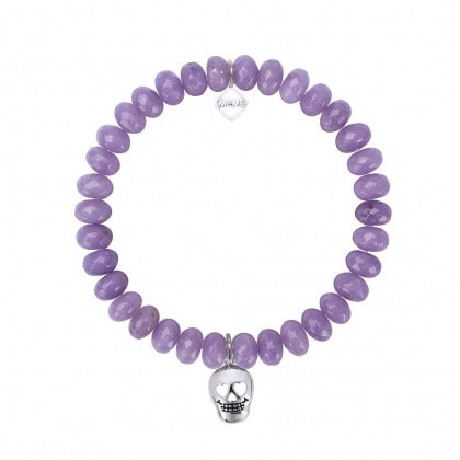 SUGAR AND SPICE - LILAC - WHITE GOLD