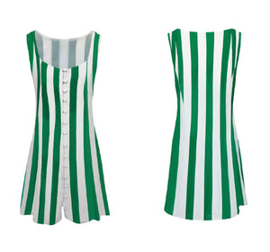 EMMA MINI DRESS - BILLIARD