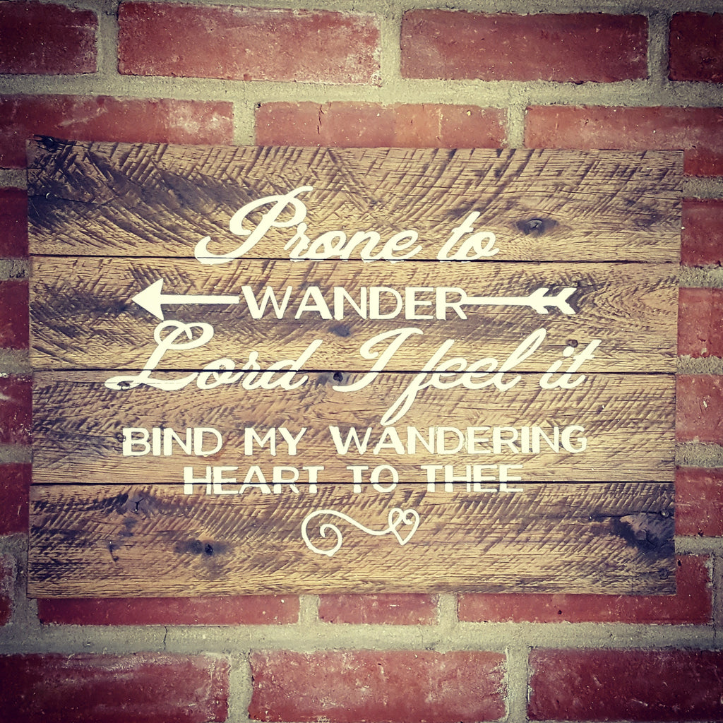 Bind My Wandering Heart to Thee