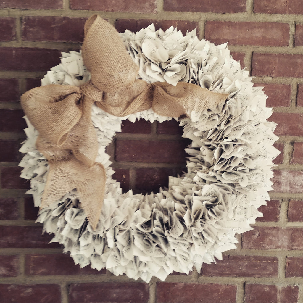 Hynmal Page Wreath