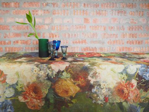 Tablecloth: First Spring - 4m x 1.7