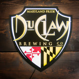 DuClaw MD Shield LED Bar Sign