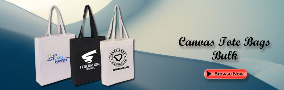 Promotional Printed Canvas Tote Bags