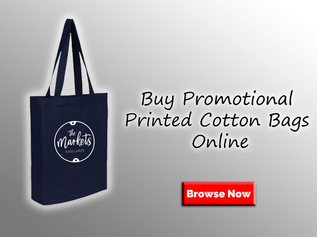 Cotton Shopping Bags Wholesale Australia
