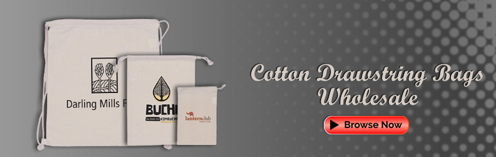 Cotton Drawstring Bags Wholesale Australia