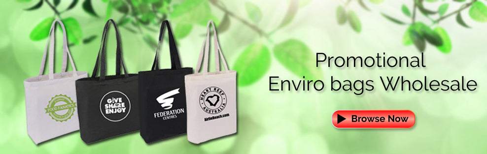 Printed Reusable Grocery Bags