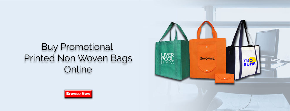 Promotional Printed Non Woven Bags Online