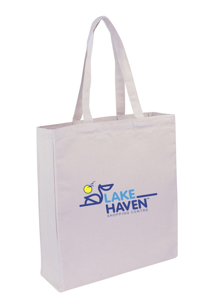 Canvas Tote Bags with full gusset