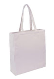 Canvas Tote With Full Gusset - CAN-FULL