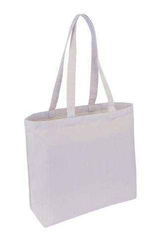 Bulk Plain Heavy Cotton - Canvas Farmers Market  Bag