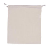 Bulk Plain Large Cotton Pouch