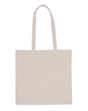 Calico Library Bag (Flat Bag)