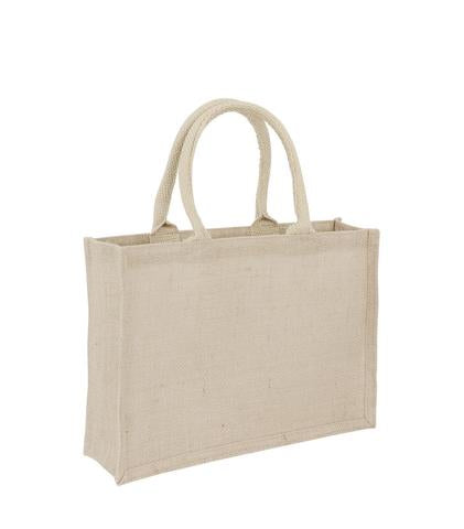 Jute Medium Bag - Plain Bag