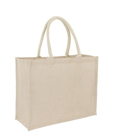 Jute Hessian Bag Laminated Landscape Plain Bag