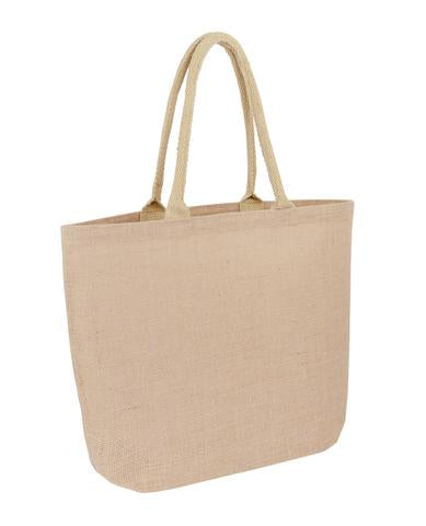 Jute Hessian Bag Farmers Market Plain Bag