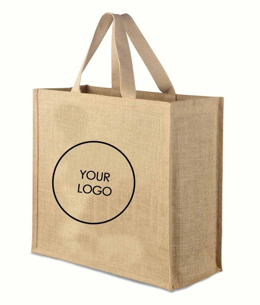 Eco Friendly Jute Grocery Bag Medium J13