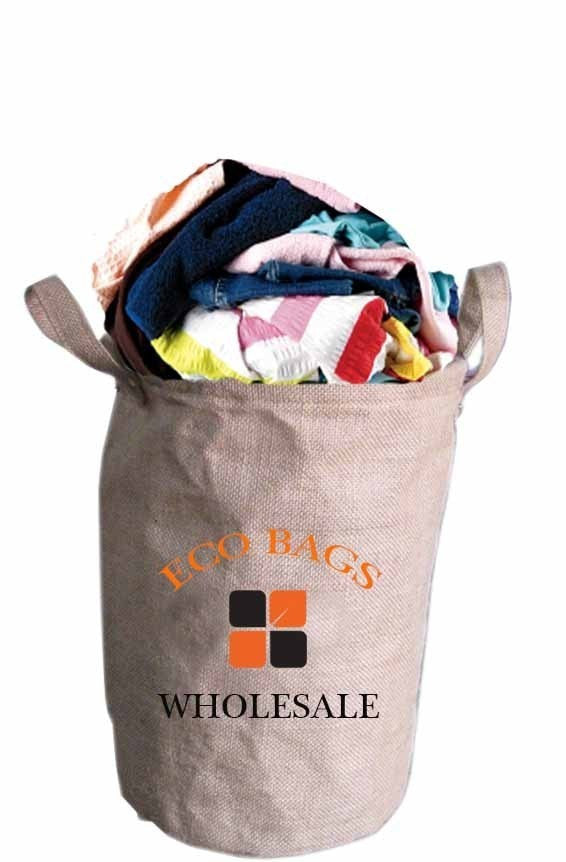 Eco Friendly Jute Laundry Bag J38