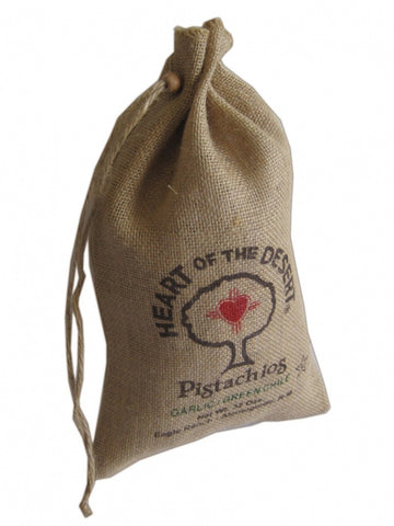 Jute Medium Pouch Toggle - JT-POUCH 30x20