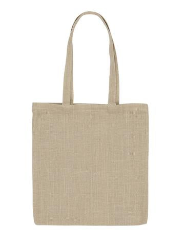 Bulk Plain Jute Hessian Bag Flat Unlaminated