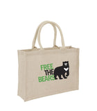 Jute Hessian Bag Medium