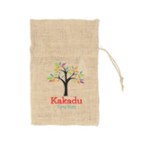 Jute Hessian Custom Pouch Small