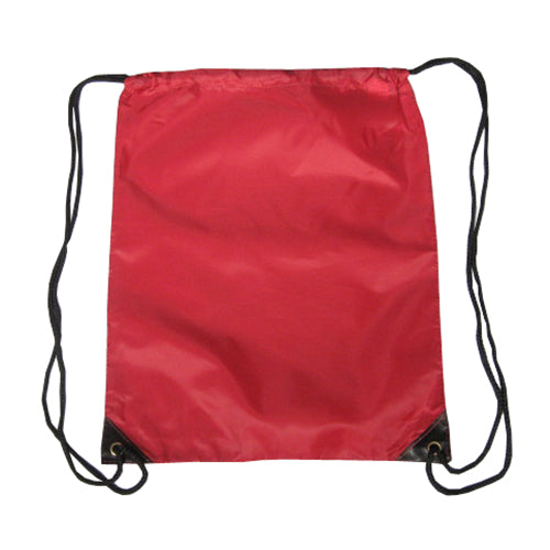 Nylon Drawstring Backsack