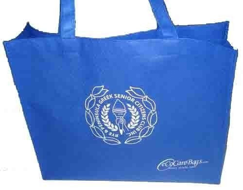 Non Woven Eco Friendly Grocery Bag Large NW15