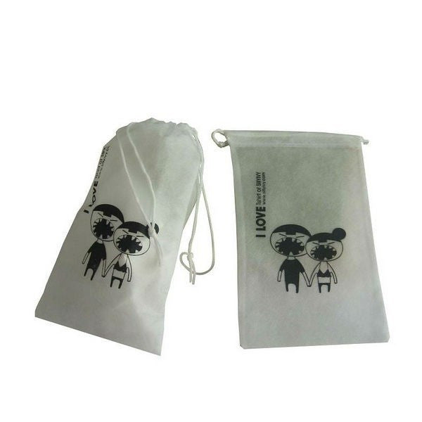 Non Woven PP Pouch Personalized Bags  -Sunglasses NW210