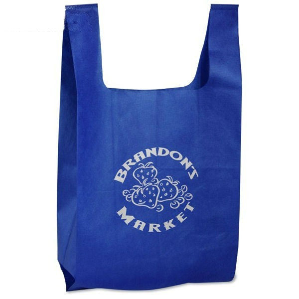 Non Woven PP T-Shirt Recyclable Tote bags NW223