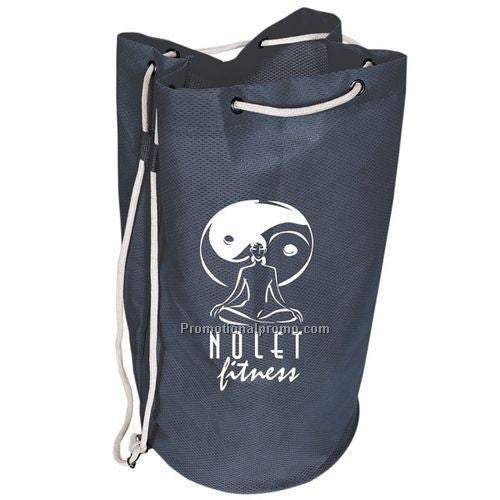 Personalized Non Woven Duffle Bag NW8