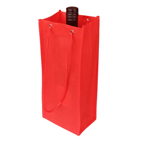 Non Woven Single Bottle Bag NWB012