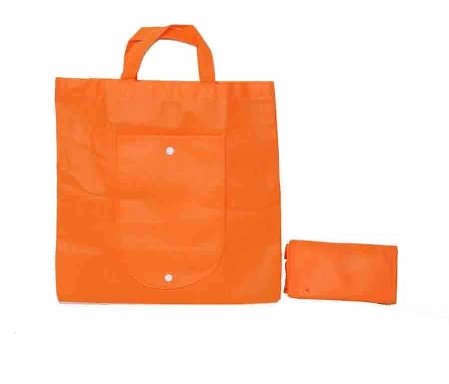 Non Woven Multipurpose Bag Standard Flat Foldable Pouch NWF101