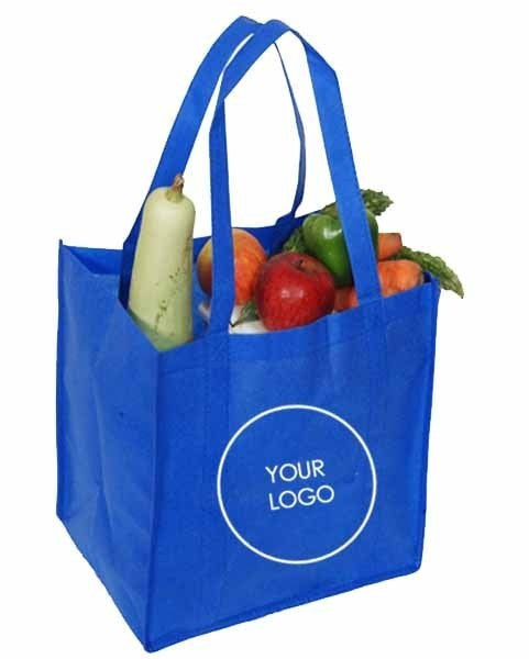 Non Woven Grocery Bag With Handles Upto Bottom : Standard NWG103