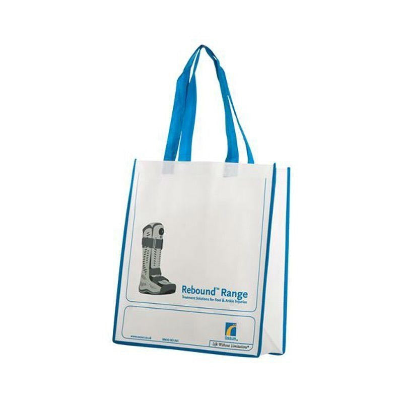 Non Woven Laminated - Multipurpose gusset Bag With Your Logo  -Portrait NWL117