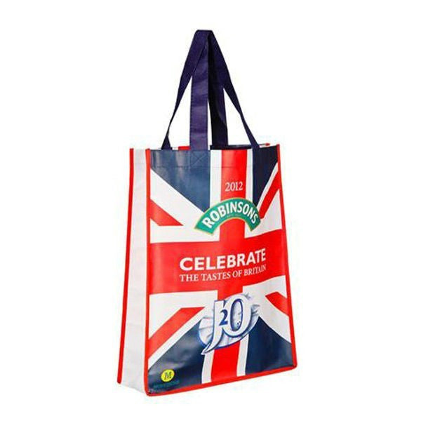 Non Woven Laminated Small Tradeshow Bags with Gusset NWL170