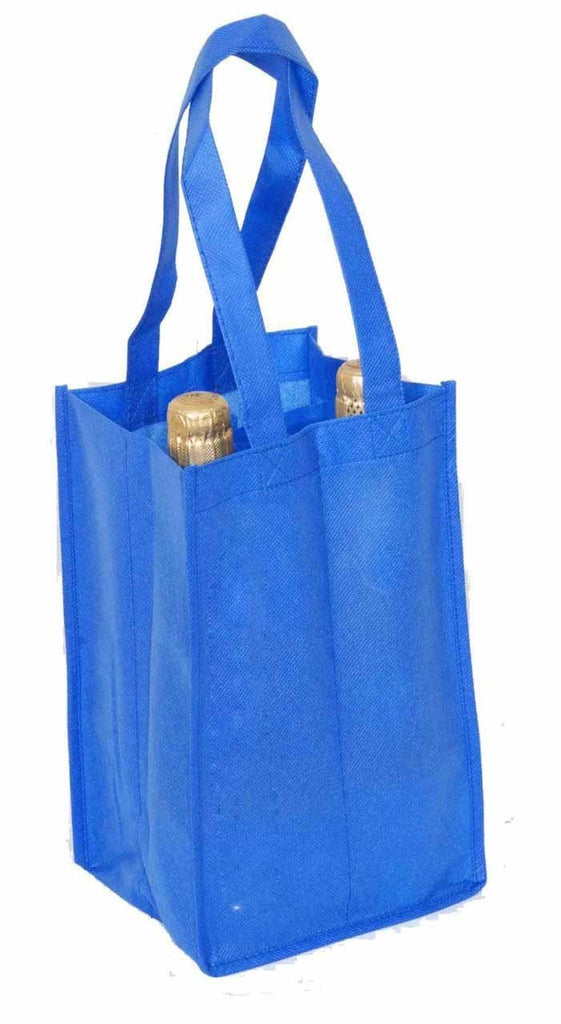 Non Woven Wine Bottle Bag For 4 Bottles Standard NWW103