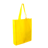 Non Woven Library Bag (Expandable Sides & Base)