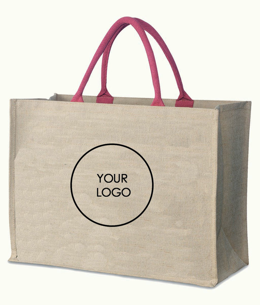Jute Outdoor Bag Landscape